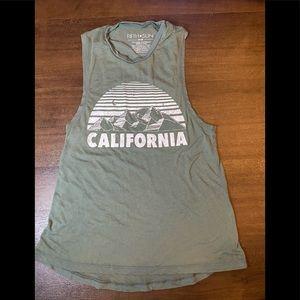 Fifth Sun California Tank - S